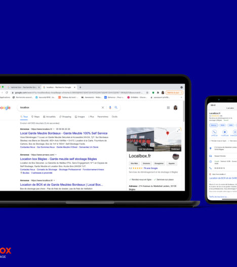 google my business national box adhérent